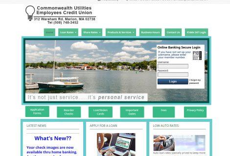 Commonwealth Utilities Employees CU