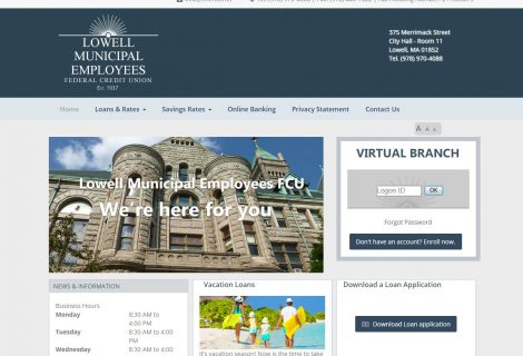 Lowell Municipal Employees FCU