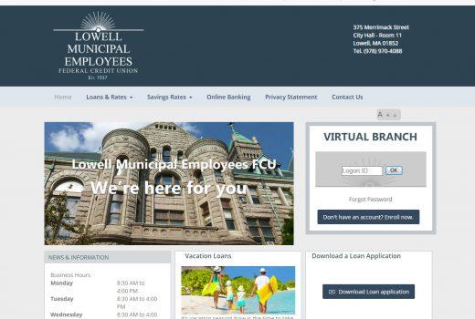 Lowell Municipal Employees FCU