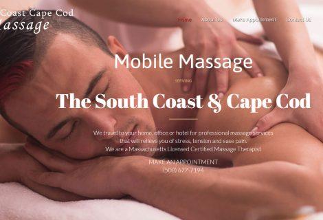 South Coast Cape Cod Massage