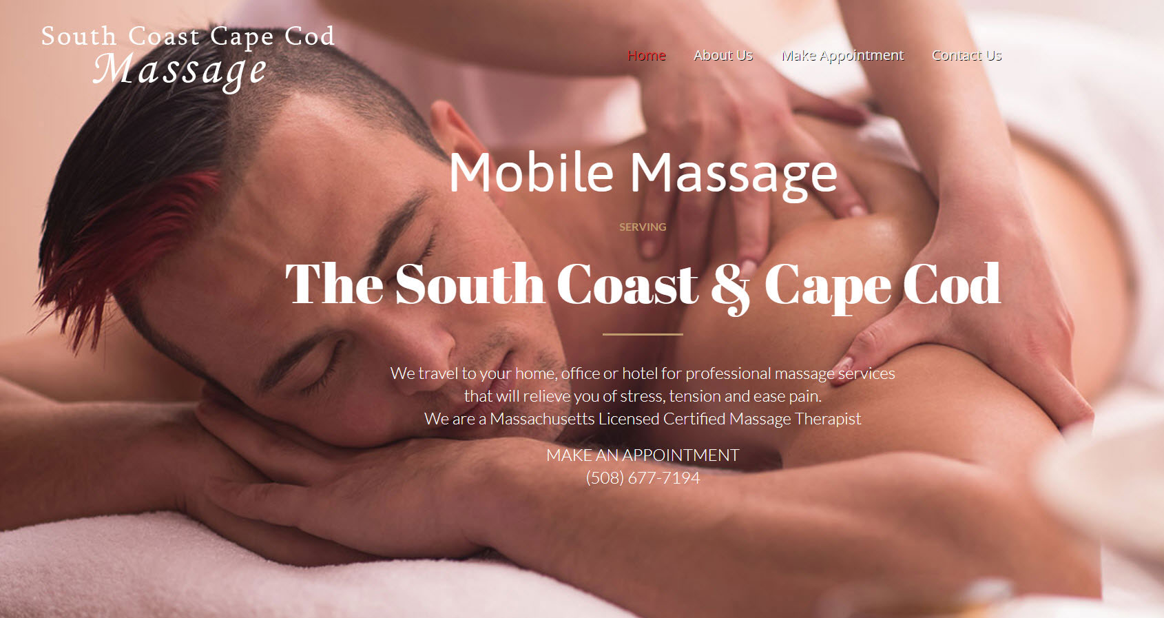 South Coast Cape Cod Massage