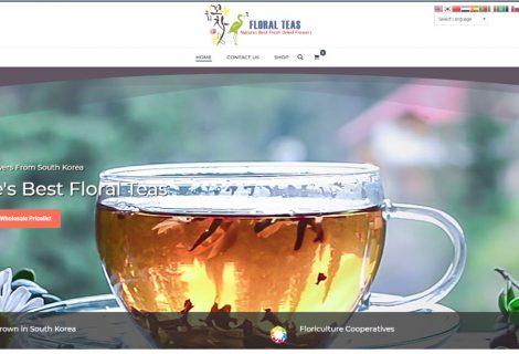 Floral Teas