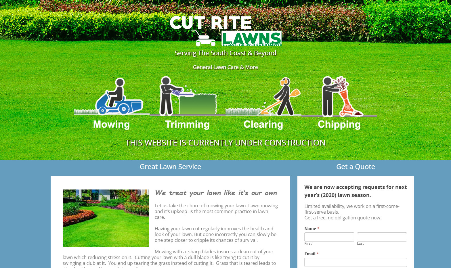 Cut Rite Lawns