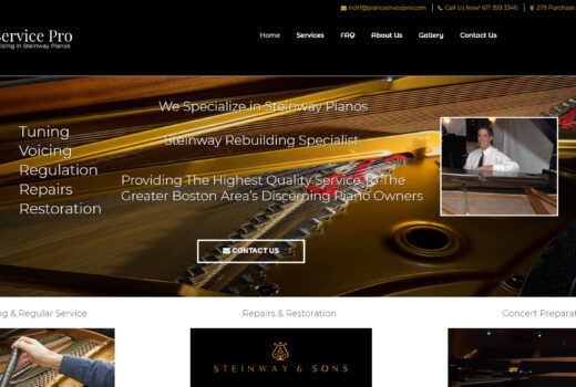 Piano Service Pro